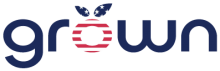 Grown USA Logo